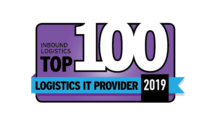 2019 Inbound Logistics Top 100 Logistics IT Providers
