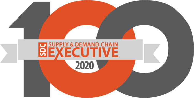 Supply Demand Chain Executive Top 100 Projects 2020