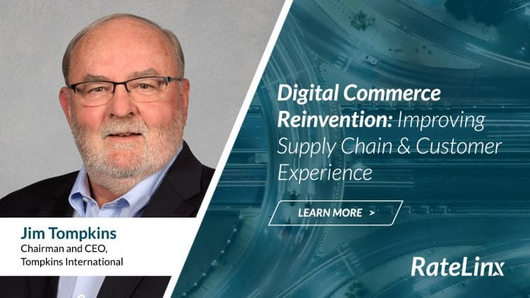 Digital Commerce Reinvention: Improving Supply Chain & Customer Experience